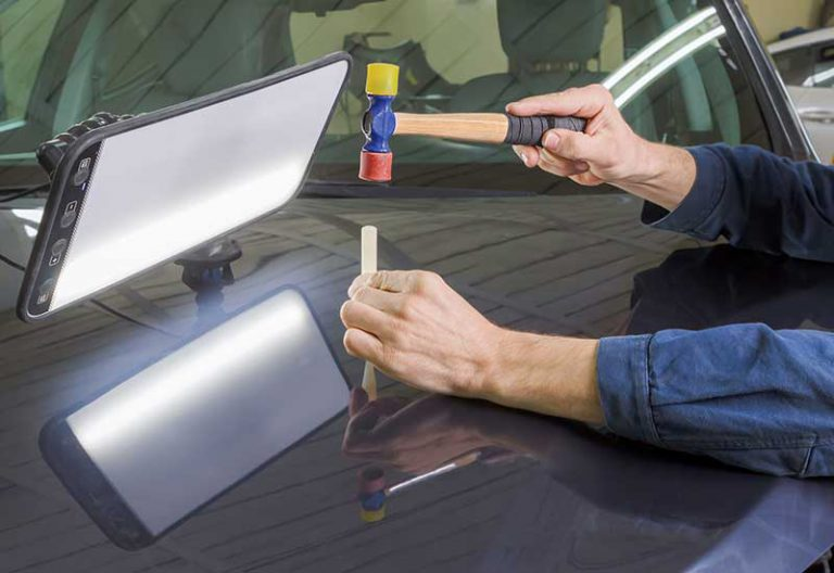 MART Repair Services: The Efficient Mobile Dent Repair Service Provider